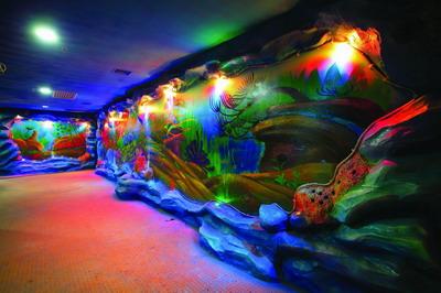 欢乐谷魔幻城堡梦幻岛图片