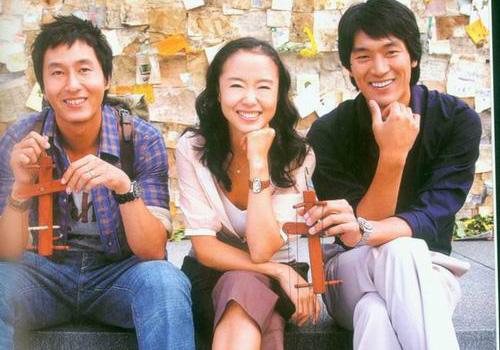 2007中国荧屏最受欢迎韩剧 布拉格恋人