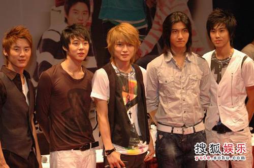 2007最佳韩流明星— 东方神起