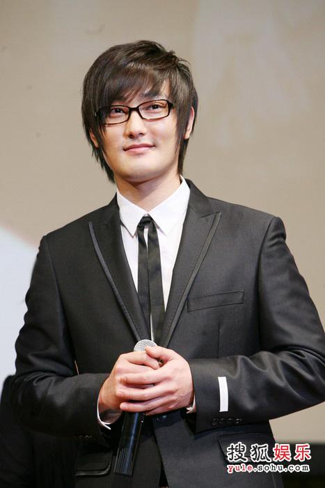 2007最佳韩流明星— 安七炫