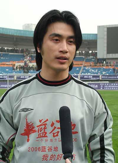 """中国最""""标志""""的球员"""