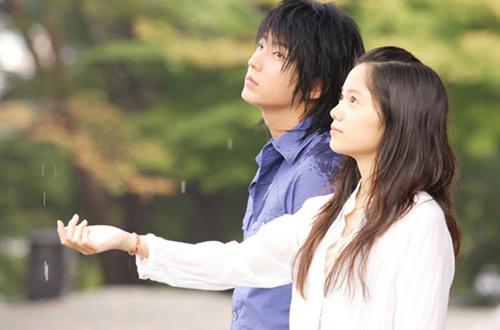 2007年度最佳情侣提名— 李俊基宫崎葵《初雪》