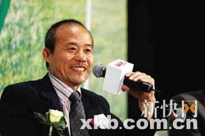 万科董事会主席王石。