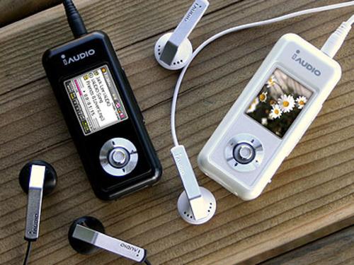 品牌 设计与细节 六种女人所选择的MP3