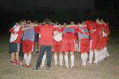 图文:国足集训磨合技战术 球员众志成城