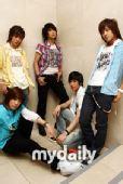 2007年度最佳新人组合/歌手― F.T ISLAND