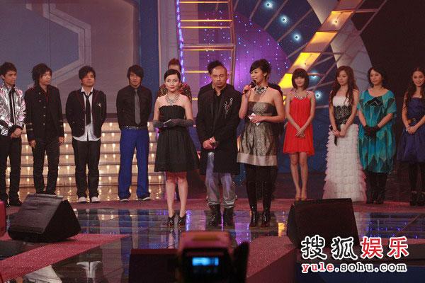 图:TVB金曲榜现场图片 群星闪耀