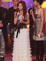 内地最受欢迎女歌手:何洁