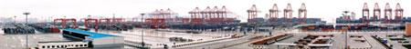 长三角将建立港口信息合作平台,实现信息资源共享。CFP资料