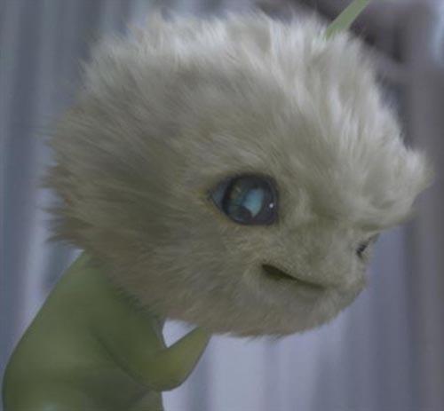 《长江七号》中的外星生物