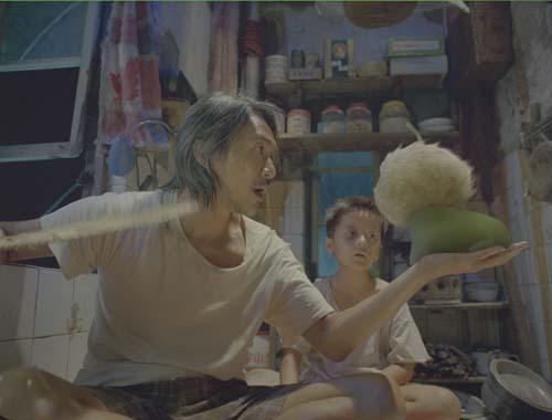 周星驰在片中会与这个可爱的小东西演绎出一段怎样的故事呢