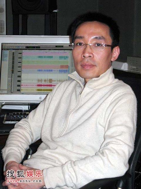 《集结号》的幕后声音:录音师王丹戎