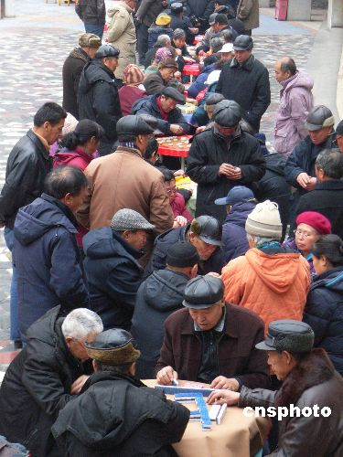 调查 中国60岁以上老年人口已达104657万人