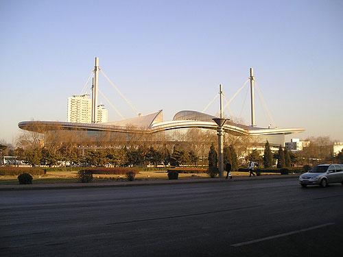 比赛在北京昌平体育馆举行
