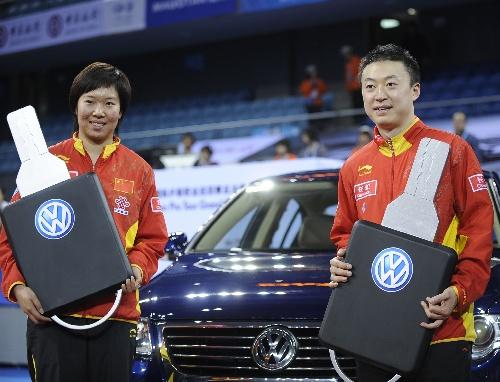 乒联巡回赛给国乒带来的,是前所未有的自信