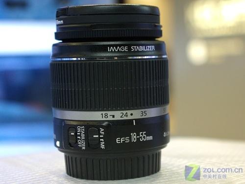 两千元以内 佳能两款防抖镜头低价上市