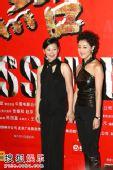 图:首映礼红毯 徐帆刘蓓-中年妇女攀比好身材