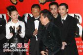 图:首映礼红毯 王中磊风度翩翩