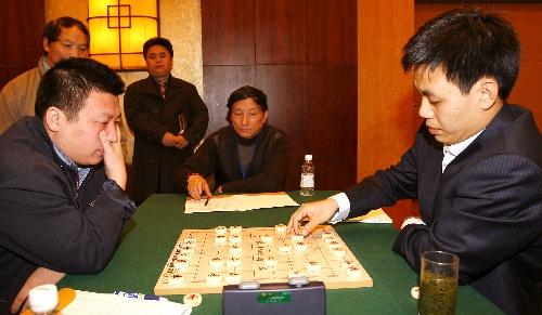 许银川象棋�:-f����,,_图文:全国象棋甲级联赛赛况 许银川战胜金松