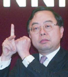 香港恒隆集团主席 陈启宗
