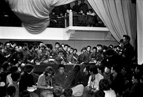 1981北京大学学生竟选