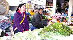 喂完猪,周正龙赶到市场帮着媳妇卖菜,下午再去地里干活,晚上早早地就睡了