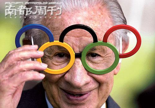 奥运教父萨马兰奇:唤回人们对奥运会的敬仰