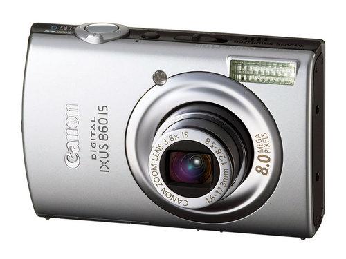 性能为先 五款技术派卡片数码相机推荐