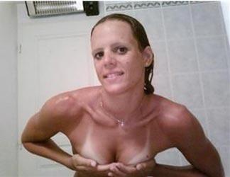 美女私密照片被在网上张贴