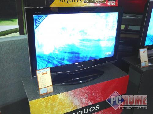 点击查看本文图片 夏普 LCD-32PX5 - 小降价500元! 夏普LCD-32PX5液晶电视