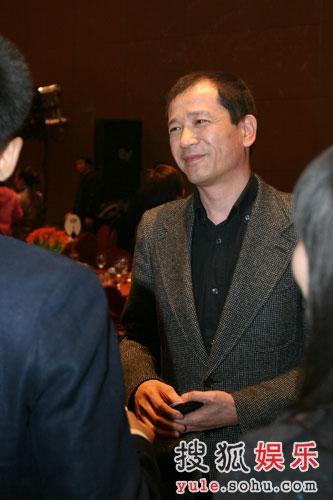 图:07《综艺》盛典 橙天娱乐总裁庄立奇