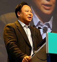 曹玉书(国务院西部办副主任)