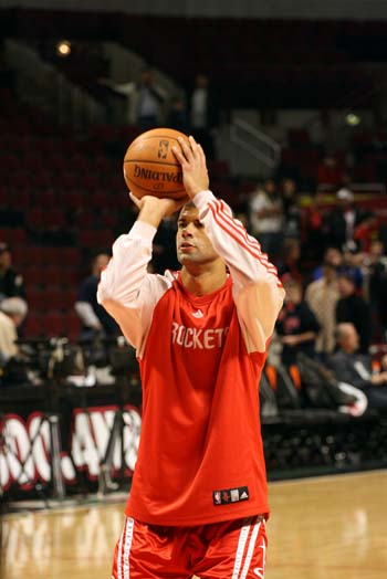 图文:[NBA]火箭VS公牛 巴蒂尔需要更强硬
