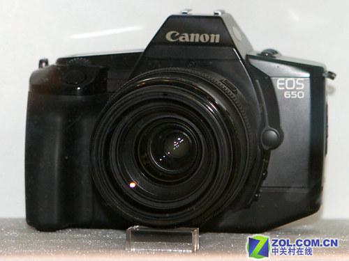 佳能70周年经典回顾 15款不能忘却的相机