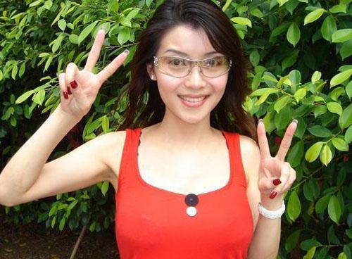 台湾美女大学生真实生活照组图 搜狐教育