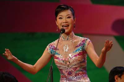 2007新春音乐会中国民歌专场: 吕薇