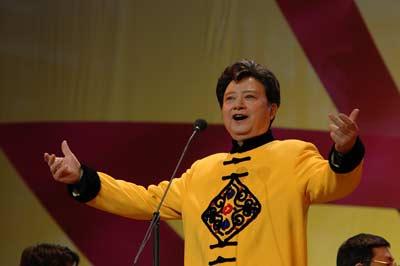 中国 音乐会/2007新春音乐会中国民歌专场: 胡松华
