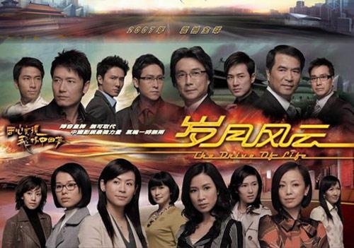 年年度最优秀电视剧提名:《岁月风云》