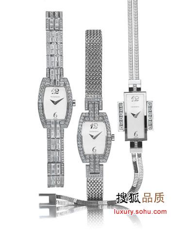 中国 馆藏/Tiffany经典馆藏女表来到中国