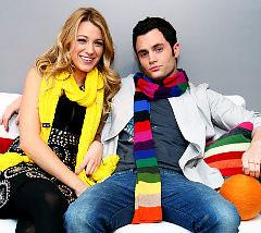 Blake-Lively和Penn-Badgley