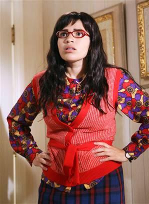 图:喜剧类剧集最佳女主角提名--阿美瑞卡-费拉拉