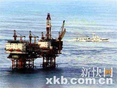 围绕春晓油气田的争端是中日关系发展的主要障碍之一。