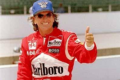 1989年菲迪帕尔蒂赢得印第安纳波利斯500英里美式赛车冠军