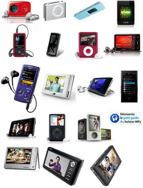 十八般武艺年底大过招 全球18款MP3推荐