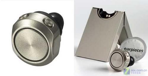 世界最小蓝牙耳机产品PK上个纪录保持者