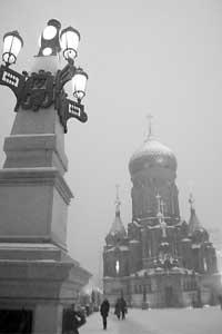 今年是哈尔滨46年来降水量最少的一年