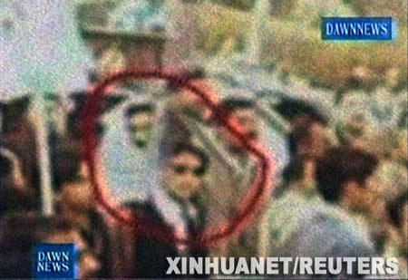 12月29日,巴基斯坦Dawn电视台播放了一名业余摄影者12月27日在拉瓦尔品举行的集会上拍摄的照片。