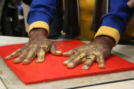 阿赫瓦里印下手印