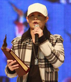 侧田《男人KTV》获叱咤歌曲第九位