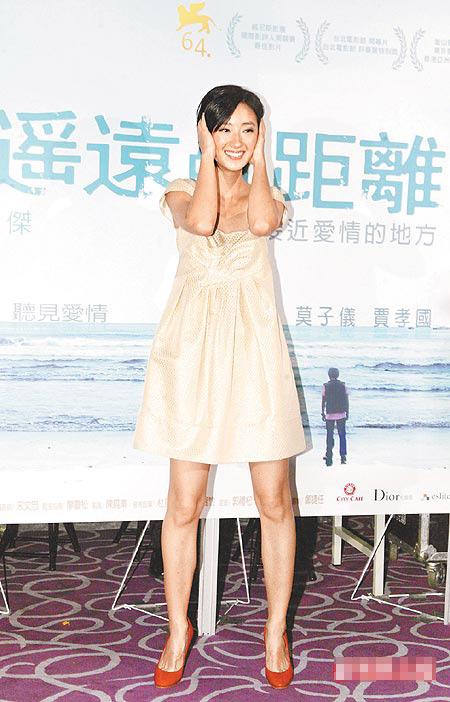 桂纶美今年佳作频频,即将出演徐克新片,事业更上一层楼